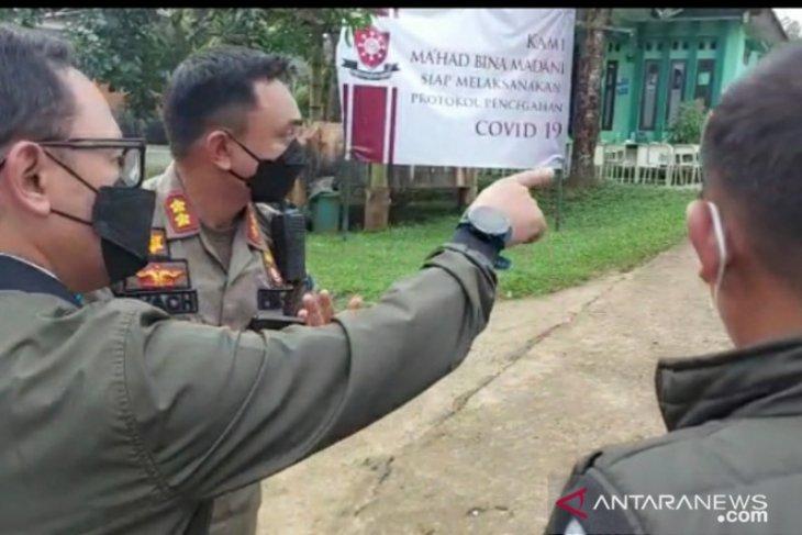 40 dari 95 santri ponpes Bima Madani Kota Bogor sembuh dari COVID-19