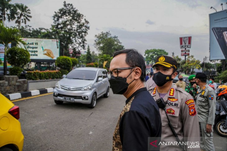 Pemberlakuan ganjil-genap di Kota Bogor dimulai Sabtu ini