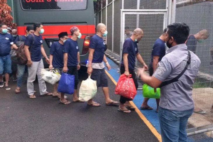 Kemenkumham pindahkan 19 bandar narkoba dari Lapas Cipinang ke Lapas Nusakambangan