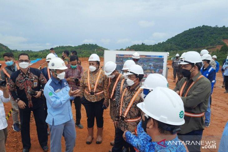 Komisi VII dorong PT BAI percepat proyek pembangunan smelter di Mempawah