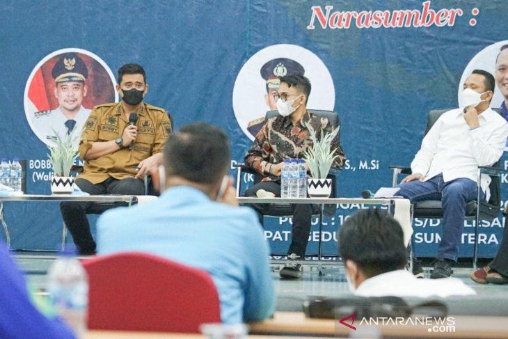 Bobby Nasution: Stimulus ekonomi dan prokes saling berdampingan