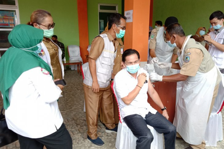 Sebanyak 5.697 warga Mukomuko terima vaksin COVID-19