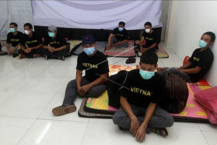Imigrasi deportasi nelayan Vietnam