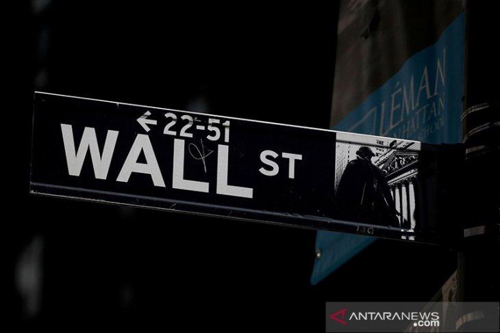 Wall Street berakhir naik
