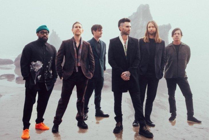 Maroon 5 luncurkan