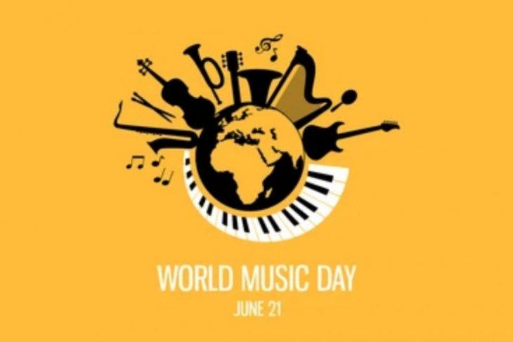 Sandiaga Uno jadikan hari musik dunia untuk bangkitkan musik Indonesia