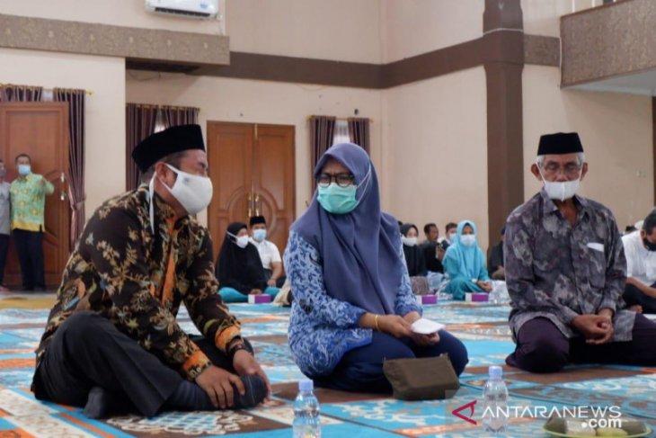 Baznas Jabar beri bantuan JPS kepada warga Kota Bogor terdampak COVID-19