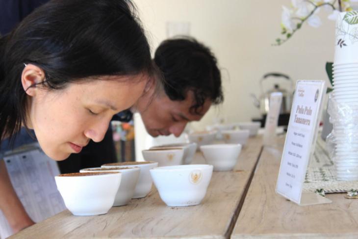 KJRI Chicago perkenalkan kopi Indonesia