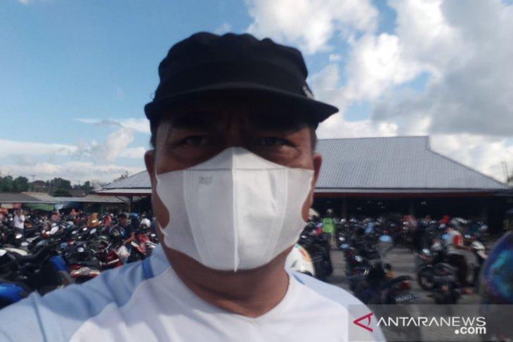 Tercatat 5.829 orang di Bangka kontak erat pasein COVID-19
