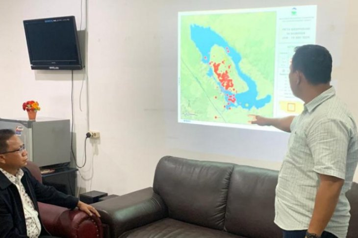UMI-BMKG collaboration on cards for joint quake research in Samosir