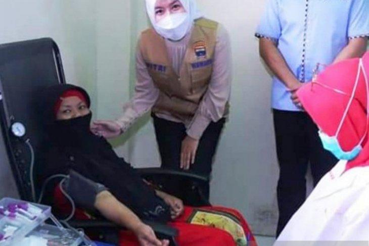 PMI Palembang dekati kelompok masyarakat tingkatkan  pendonor darah
