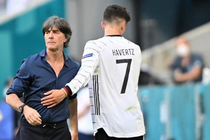 Loew puji anak asuhnya di laga Euro 2020