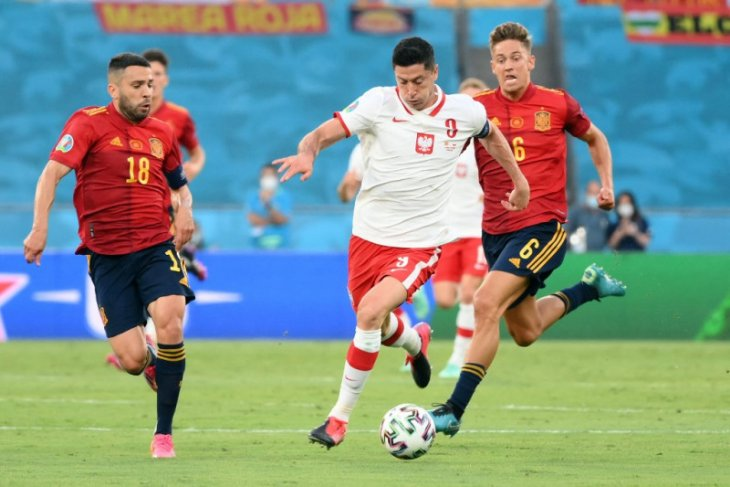 Ini janji Alba untuk Spanyol di  Euro 2020