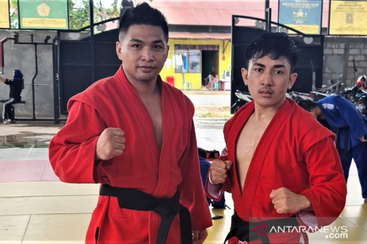 South Kalimantan's 5 sambo athletes to compete in Bandung for Asian Championships