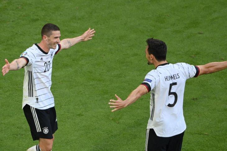 Euro 2020: Jerman pelihara asa dengan hancurkan Portugal 4-2