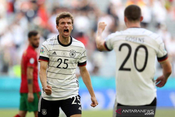 Preview Inggris vs Jerman di 16 Besar Euro 2020