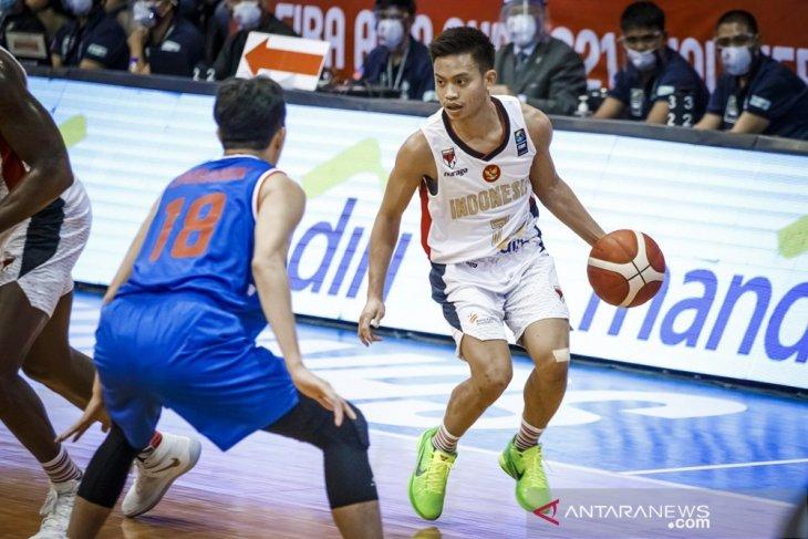 Timnas Indonesia tekuk Thailand 86-69 di kualifikasi FIBA Asia Cup 2021