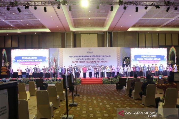 Kemenparekraf apresiasi para bupati komitmen bersama pulihkan pariwisata Bali