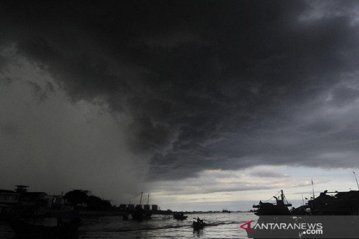 BMKG perkirakan cuaca sejumlah wilayah akan berawan termasuk Jambi