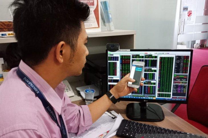 Jumlah investor dan kepemilikan saham pasar modal Jambi meningkat saat pandemi