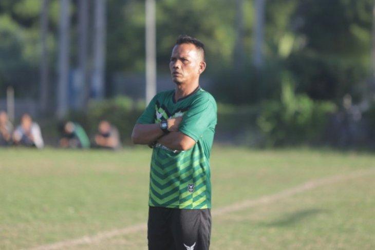 Pelatih PSMS Ansyari Lubis tingkatkan mental pemain jelang tur ke Aceh