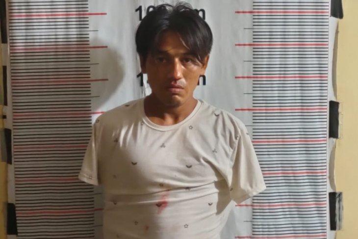 Polsek Pangkalan Brandan tangkap M Ramadhani pencuri handphone penarik becak