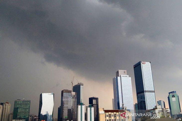 BMKG sebut seluruh wilayah Jakarta diprediksi hujan pada Kamis siang
