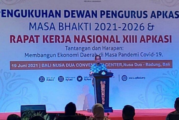 Darma Wijaya dikukuhkan sebagai Koordinator APKASI Wilayah Sumut