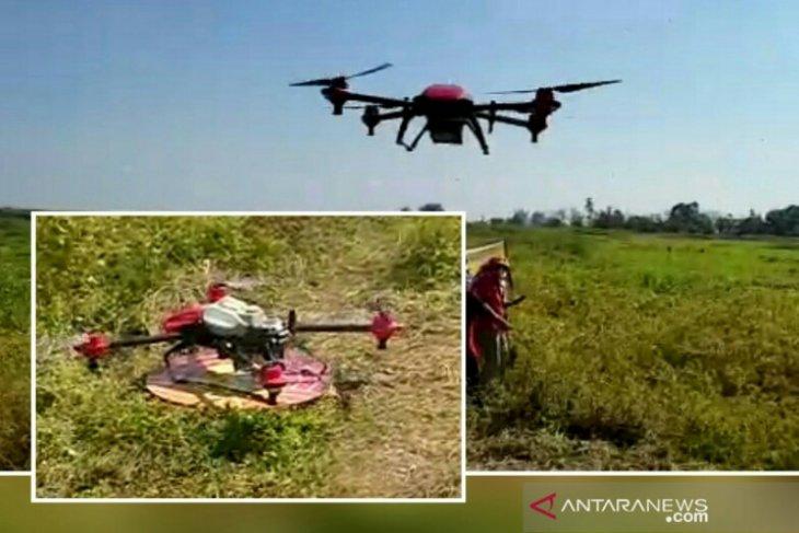 HSU considers drone to root out susupan gunung