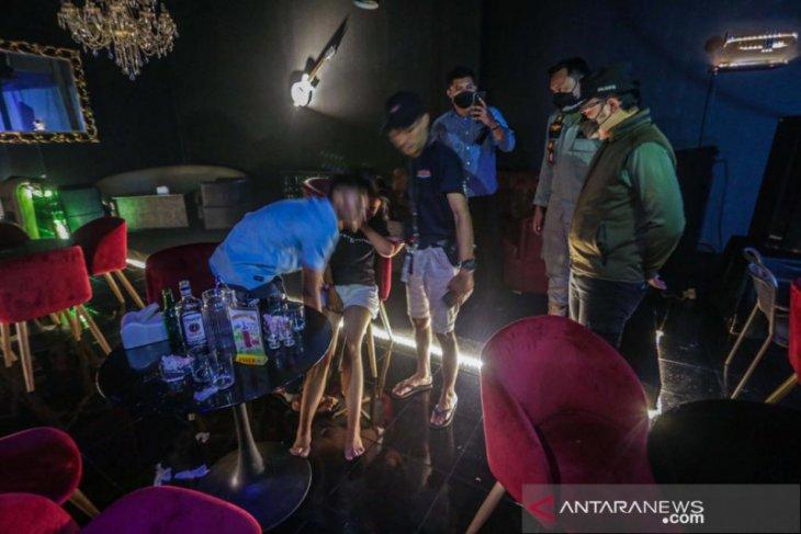 Langgar prokes, Tiga kafe dan restoran di Kota Bogor kembali diberikan sanksi denda