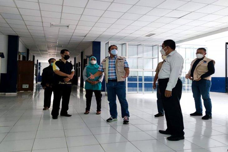 Pemkot Tangerang jadikan ruang kelas sekolah sebagai tempat isolasi