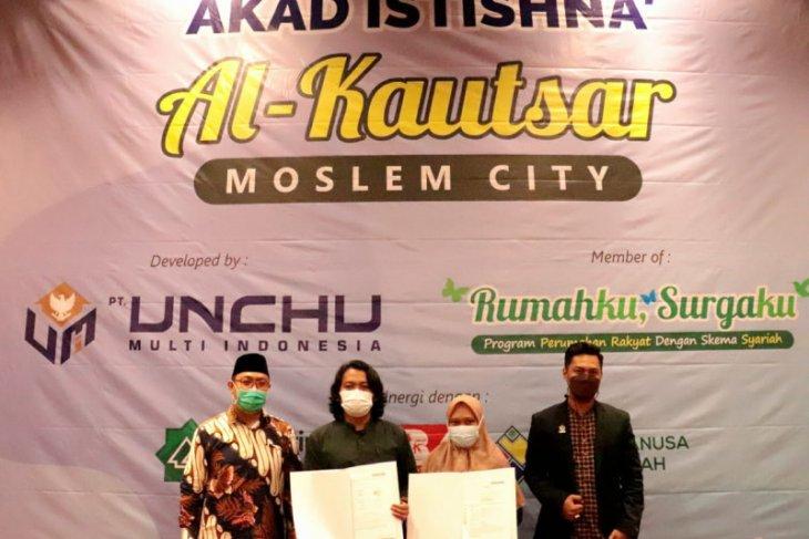 Unchu Multi Indonesia siapkan 1.000 unit rumah di Sepatan Tangerang
