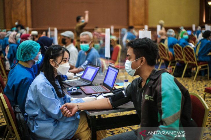 Pemkot Bogor siap laksanakan vaksinasi massal sebanyak 5.000 warga