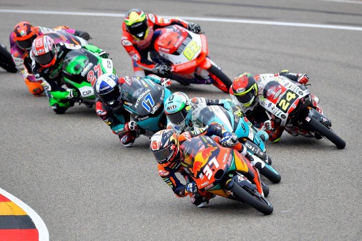 MotoGP: Acosta rebut kemenangan keempat Moto3 usai juarai GP Jerman