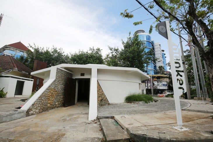 Bungker Tegalsari Surabaya dimanfaatkan jadi