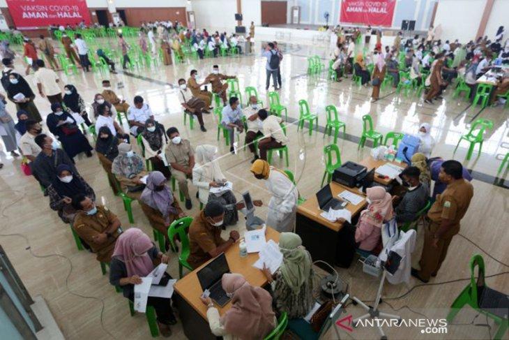 Bertambah 93 kasus baru COVID, kepatuhan prokes Aceh di bawah rata-rata