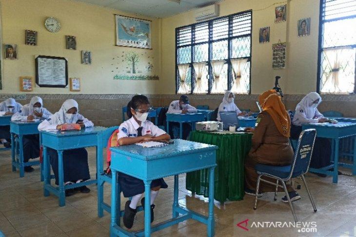 Disdik: Sekolah tatap muka di Medan hanya  dua kali sepekan