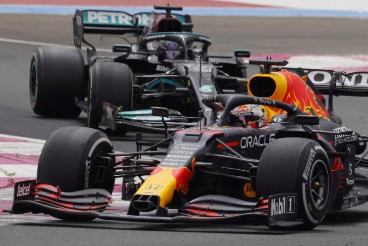 Lewis Hamilton akui kekalahan Red Bull sangat cepat di GP Prancis