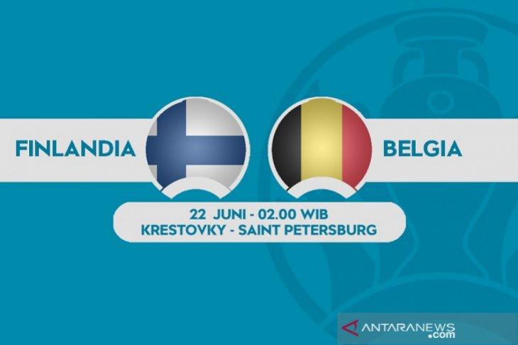 Euro 2010: Finlandia berharap ciptakan kejutan kontra Belgia