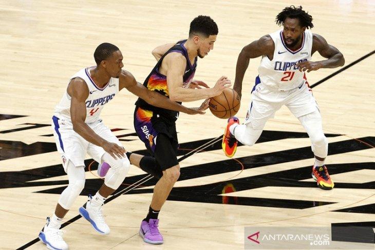 Suns bekuk Clippers
