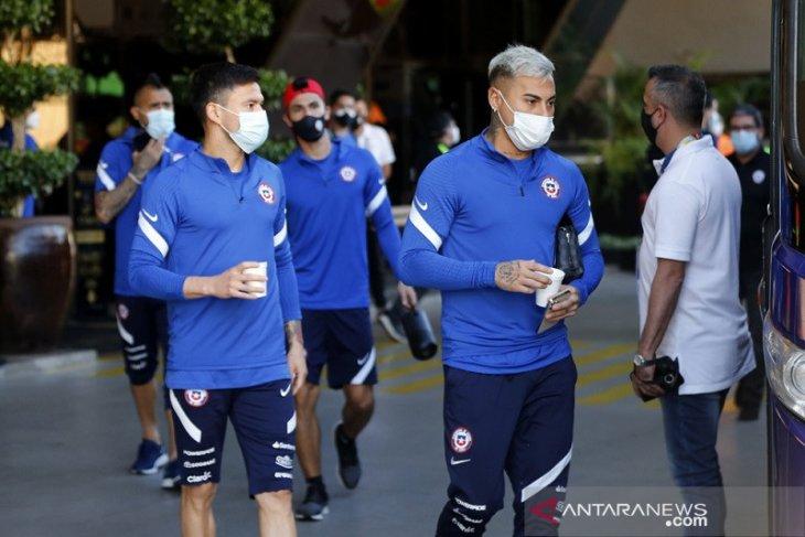 Gara-gara tukang cukur sejumlah pemain Chile terancam denda