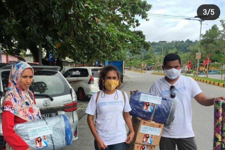CCI salurkan bantuan bagi korban gempa Tehoru aprisiasi keprihatinannya