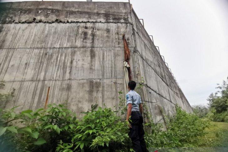 Napi kasus pencurian di Lapas Dharmasraya kabur