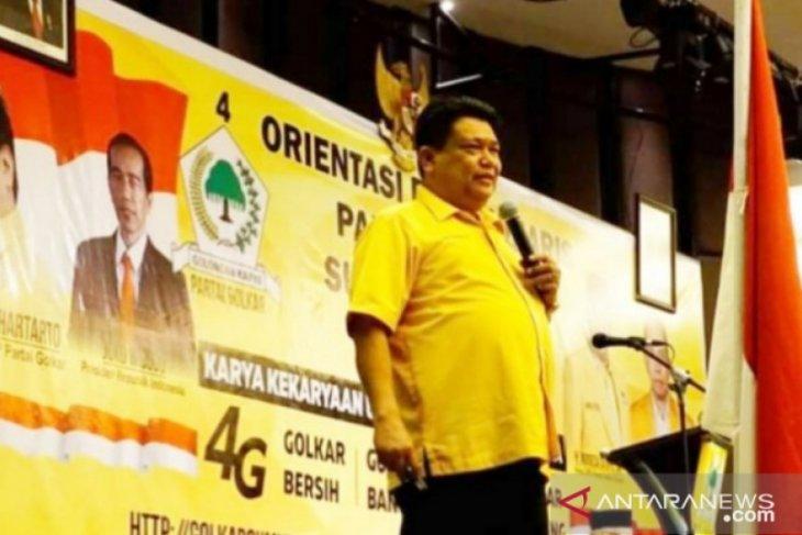 Rolel Harahap sebut terlalu pagi membahas figur Wakil Wali Kota Tanjungbalai