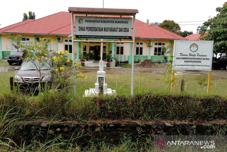 1.206 perangkat desa Mukomuko terima jaminan kesehatan