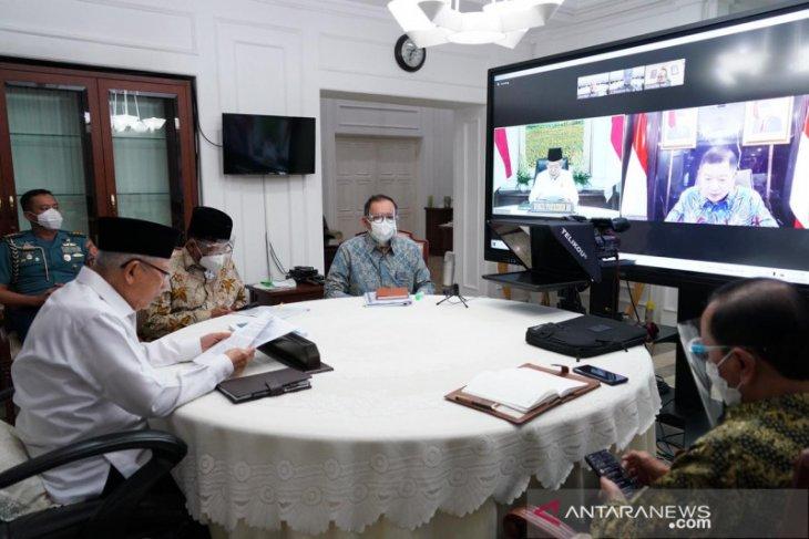 VP assures development in Papua, W Papua will run smoothly