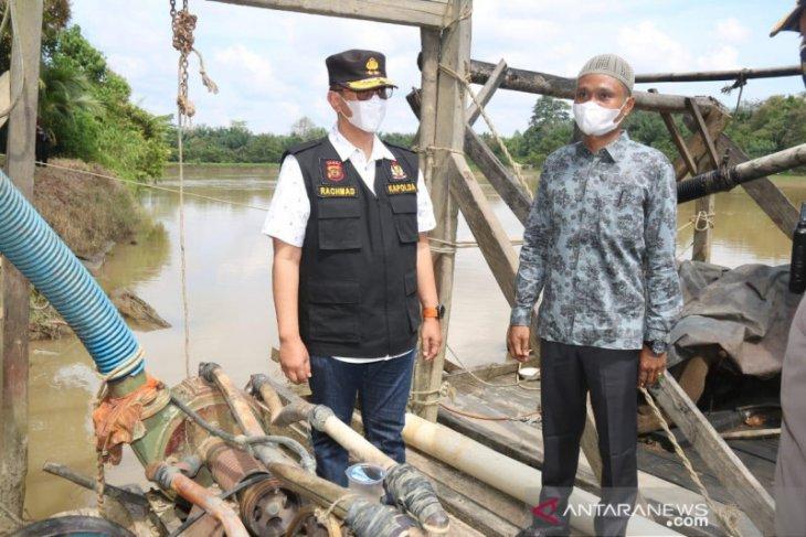 Kapolda Jambi minta hentikan aktivitas tambang emas ilegal bagaimana di Maluku