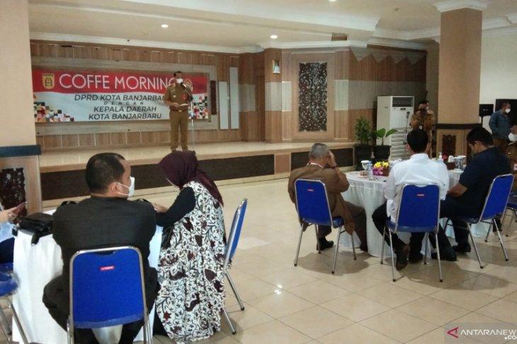 Waket DPRD sambut positif coffe morning bersama wali kota