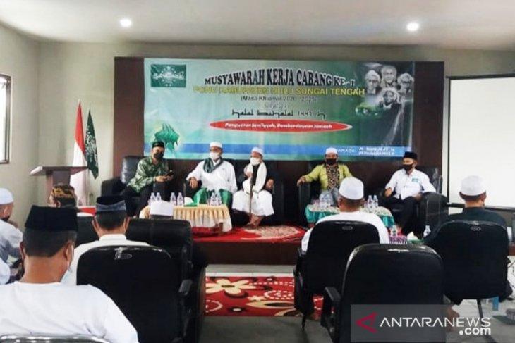KH Syamsuni: Kiprah NU di HST harus dirasakan manfaatnya oleh masyarakat