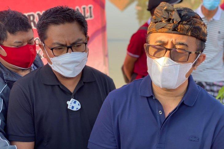 Pemkot Denpasar sasar buruh bangunan dirapid antigen acak